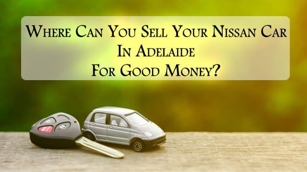 sell my old nissan car